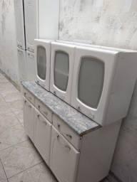 Armário de cozinha de aço