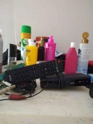 Conversor digital,controle e cabos
