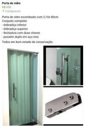 Porta vidro - CATAGUASES