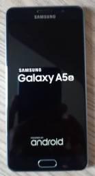 Celular Samsung Galaxy A5 2016 - Usado (Ótimo Estado)