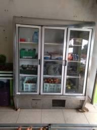 Refrigerador/Expositor Vertical