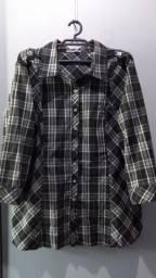 Camisa Xadrez Tam.48 - XG