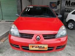 CLIO 2010/2011 1.0 CAMPUS 16V FLEX 2P MANUAL