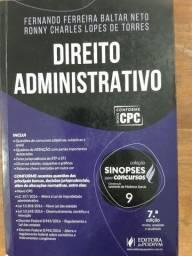Sinopse de Direito Administrativo