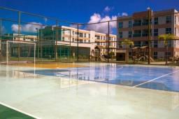 Flat Muro Alto condomínio clube Mobilhado 1 quarto q suíte 33 m²