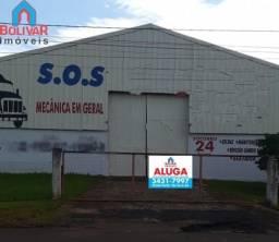 Galpão/Pavilhão Salão Comercial para Aluguel em Setor Santa Rita Itumbiara-GO
