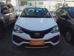ETIOS 2020/2020 1.5 X PLUS 16V FLEX 4P AUTOMÁTICO