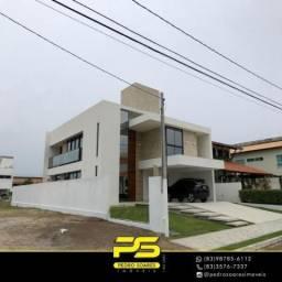(OPORTUNIDADE) Casa de Alto Padrão com 4 Suítes no Portal do Sol - João Pessoa/PB