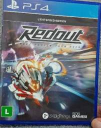 JOGO PS4 - REDOUT RACE FASTIN THAN EVER