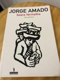 Livro Seara Vermelha - Jorge Amado