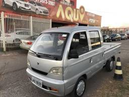 Hafei effa cabine dupla 2011 nova barato!!! comprar usado  Brasilia