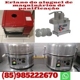 Aluguel mensal de equipamento para padaria e Pizzaria