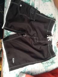 Short masculino tectel tam: 38 R$ 30,00