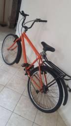 Bicicleta de trampo