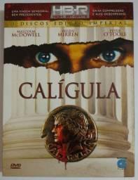 Calígula Ed. Imperial 3 DVDs