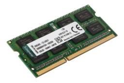 Memória DDR3 4 GB 100 Reais