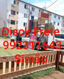 Disck frete barato em Porto Velho