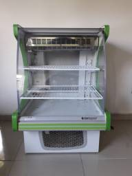Freezer balcão expositor