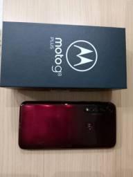Moto G8 Plus Novo C/ Nota