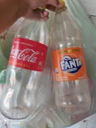 Garrafas Retornáveis Coca Cola