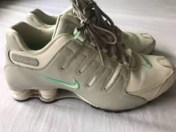 Nike shox R$250,00