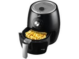 Fritadeira Elétrica sem Óleo/Air Fryer Nell Smart - Preta 2,4L com Timer