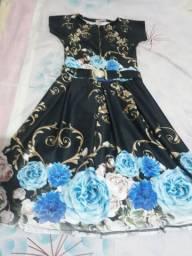 Vendo vestido florido