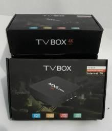 TV BOX MXQ PRO 3D 4K - Converta sua TV em SMART TV