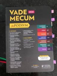 02 Vademecum JUSPODIVM + 01 Atualizações jurídicas