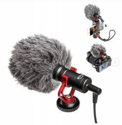 Microfone Boya by-mm1
