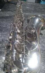 Saxofone Alto Minami Wind - Prata