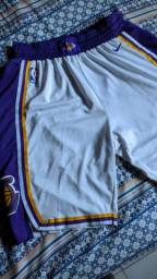 Short Lakers NBA Grande