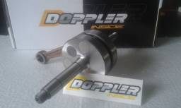 Vira brequinho Doppler para mobylette 50cc / 75cc