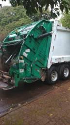 Compactador de lixo truck