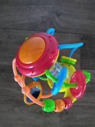 Bola de atividades - Lagartinha - Minimi