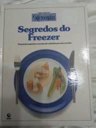 Curso Pratico Microondas - Segredos do Freezer  - Editora Globo