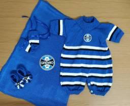 Saída de maternidade completa do Grêmio primavera verão