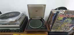 Toca-discos Gradiente Garrard 630S