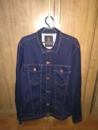 Jaqueta jeans da marca fórum nova!