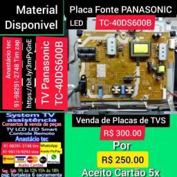 Placa Fonte PANASONIC TC-40DS600B