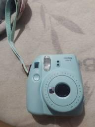 Câmera Instax Mini 9 Azul Aqua<br><br>