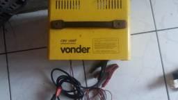 Carregador de bateria Vonder