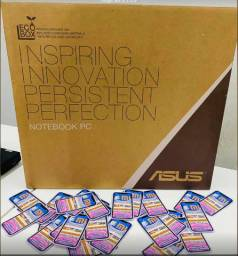 Notebook Asus i5 6gb Ram Rosa - Seminovo + garantia