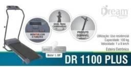 Esteira Dobrável Dream Fitness 1100