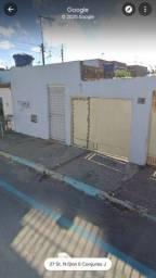 Aluga-se Kit em Ceilândia norte com garagem