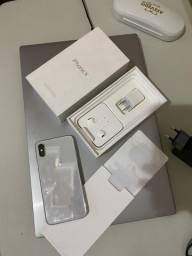 Vendo iPhone X 256 sem detalhes ou arranhões