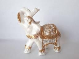 Elefante de gesso