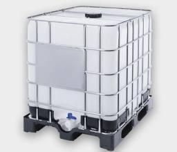 Contentor Plástico 1000 Litros (IBC\Container) Reutilizado