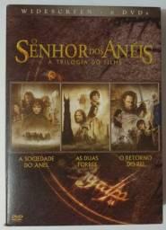 Box DVD Trilogia O Senhor dos Anéis