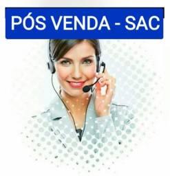 Call Center Mulheres-Pós venda(Sac)